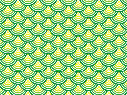 Patterns New Two Spring Circles Patterns PSD And AI PSDGraphics
