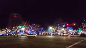 Ogden City Park Christmas Lights Ogden Utah Christmas Village 2017 Youtube