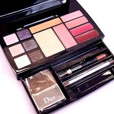 dior expert travel studio makeup palette cosmetic used dior cosmetics