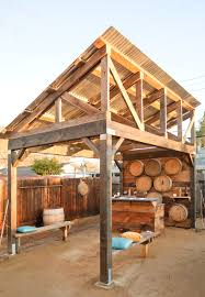 reclaimed barn wood shade structure backyard shade deck shade structure plans small backyard shade structures
