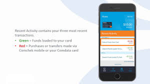 Check Your Card Balance And Transaction History