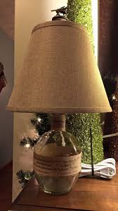 Blanton S Bottle Light Blantons Bourbon Bottle Lamp By Mccartycrafts On Etsy