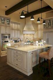Modern french country kitchen decorating ideas (8
