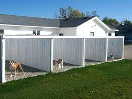kennel ideas photo 5 of 7 indoor outdoor dog kennels and runs backyard gallery boarding design