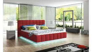 Rot Echtleder Polsterbetten Online Kaufen Möbel Suchmaschine