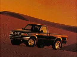 1994 Ford Ranger Tire Size Chart 1994 Ford Ranger Xlt