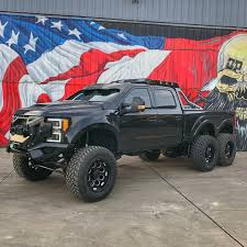 Diesel Brothers building 6×6 Ford and Chevy trucks | Medium Duty ...