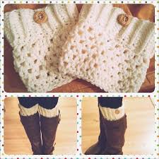 free pattern these crochet boot cuffs are stunning and easy knit and crochet daily crochet and knitting ideas crochet boot cuffs