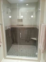 semi frameless single shower doors 2. Single Frameless Door And Inline Panel. Clear With Chrome Hardware, The Panel Is Semi Shower Doors 2