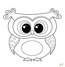 Weird Coloring Pages Best Of Printable Color Page Fresh Cartoon Owl