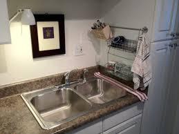 kitchen storage use an ikea bygel rail bygel wire baskets and