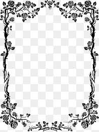 Border Black And White Black Border Png Images Vectors And Psd Files Free Download On