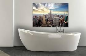 Deco salle de bain - tableau qui résiste à l'humidité