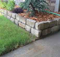 garden pavers for bed edging tips. Natural Stone Landscape Edging Garden Pavers For Bed Tips E