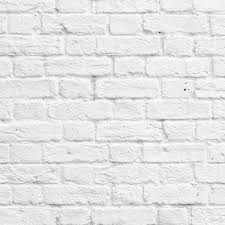 Muriva Painted Brick Effect Wallpaper White Washed Slate Stone Wall - 102539