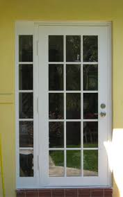 single patio doors. Tiptop Single French Doors Patio Door With Sidelites Gallery C