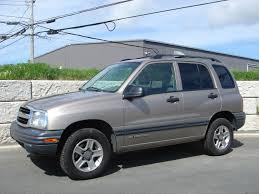 2002 Chevrolet Tracker - Partsopen