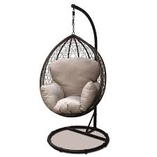 mimosa swinging egg chair from bunnings so cute for outside love it 349