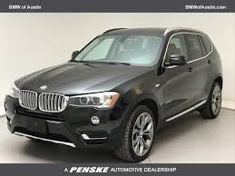 BMW Convertible 2013 bmw x5 xdrive35i sport activity : 2015 Used BMW X3 xDrive35i at BMW of Austin Serving Austin, Round ...