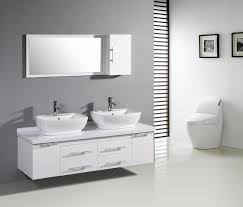 modern white bathroom cabinets. bathroom furniture · white durnished with modern cabinets d