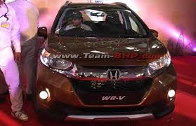 honda new car releaseHonda WRV Production Begins In India Launch In March  NDTV