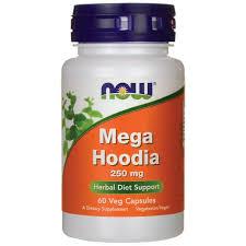 NOW Foods <b>Mega Hoodia 250</b> mg 60 Veg Caps- Buy Online in ...