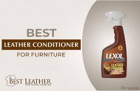 the best leather conditioner for furniture
