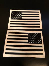 american flag battery fuse box decal