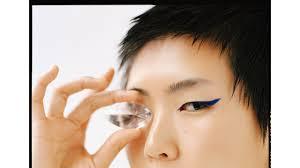 how to do eyeliner on monolids floating eyeliner trick
