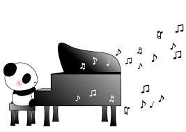 イラストボックス かわいいピアノのイラスト素材を無料でダウンロード