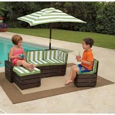 kidkraft outdoor sectional muebles
