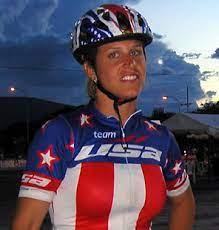 Julie Glass at the 2003 Speed Skating World Championships - Venezuela