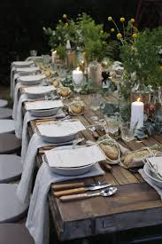 gorgeous garden party with lzf lamps scheme of round table centerpiece of 32 lovely round table