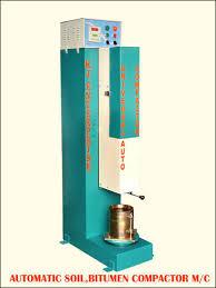 Automatic Proctor Compaction Test Machine