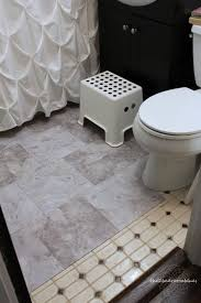installing vinyl tile over old ceramic tile tile around toilet
