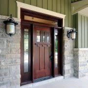 exterior decorating ideas for front entrance. front door entrance decorating ideas entry craftsman with outdoor light stone exterior for