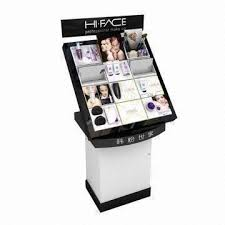 Make Up Stands And Displays Simple Awesome Interior Makeup Display Stand With Shameonwinndixie