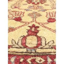light yellow rug one of a kind hand knotted light yellow area rug light grey and