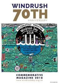 Windrush Commemorative Magazine 2018 By Sugar Media And