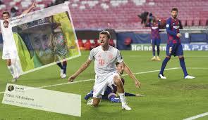Pep guardiola's champions league record with barcelona. Netzreaktionen Zur Barca Demutigung Durch Den Fc Bayern Fcb Gegen Fcb Amateure Seite 1