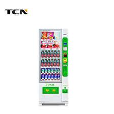 Vending Machine Diagnostic Menu Inspiration China Tcn Vending Machine With Refrigeration For Drinks Snacks
