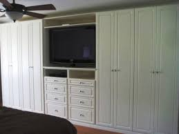 The Best Large Bedroom Armoire  Contemporary Design With White  Designed White Armoire With Drawers H8