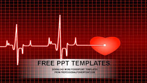 Heart Powerpoint Templates Heart Attack Powerpoint Templates Free Professional Powerpoint