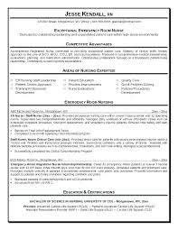 Recovery Room Nurse Job Description Er Resume Recovery Room Nurse