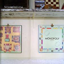 spectacular inspiration game room wall art home design ideas repurposed board games to for a hometalk easy basement entertainment rec rooms on game room wall art ideas with spectacular inspiration game room wall art home design ideas