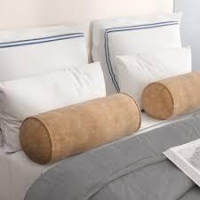 bed bolster pillow. Contemporary Bolster Leesville Bolster Pillow Set Of 2 For Bed E