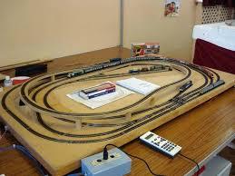 wiring model train layouts locomotives motor armature switch train wiring