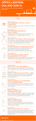 Office lighting tips Design Download Infographic Sdfpinfo Eleven Tips How To Light Your Office The Right Way