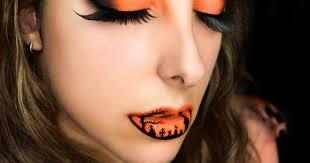 horror makeup artist