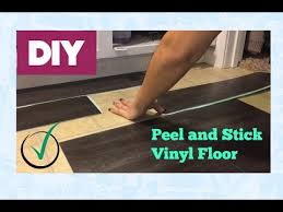 l and stick vinyl floor install araceli chan home family diy